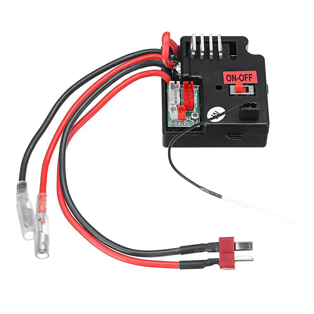 WLtoys 10428 Receiver ESC K949-79 1//10 RC Car Part