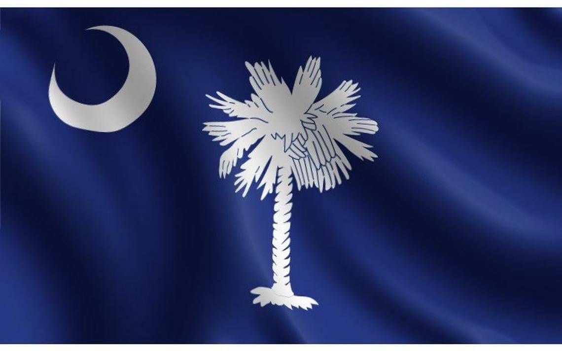 Sc Second Most Popular State For Relocation South Carolina Flag South Carolina State Flag State Flags
