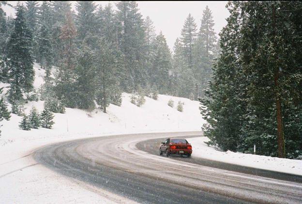 Fredonyer Pass, Sierra Mountains