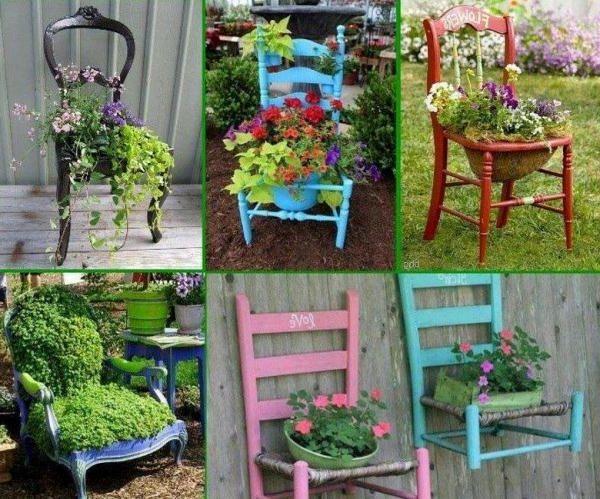 39++ Blog deco recup jardin ideas