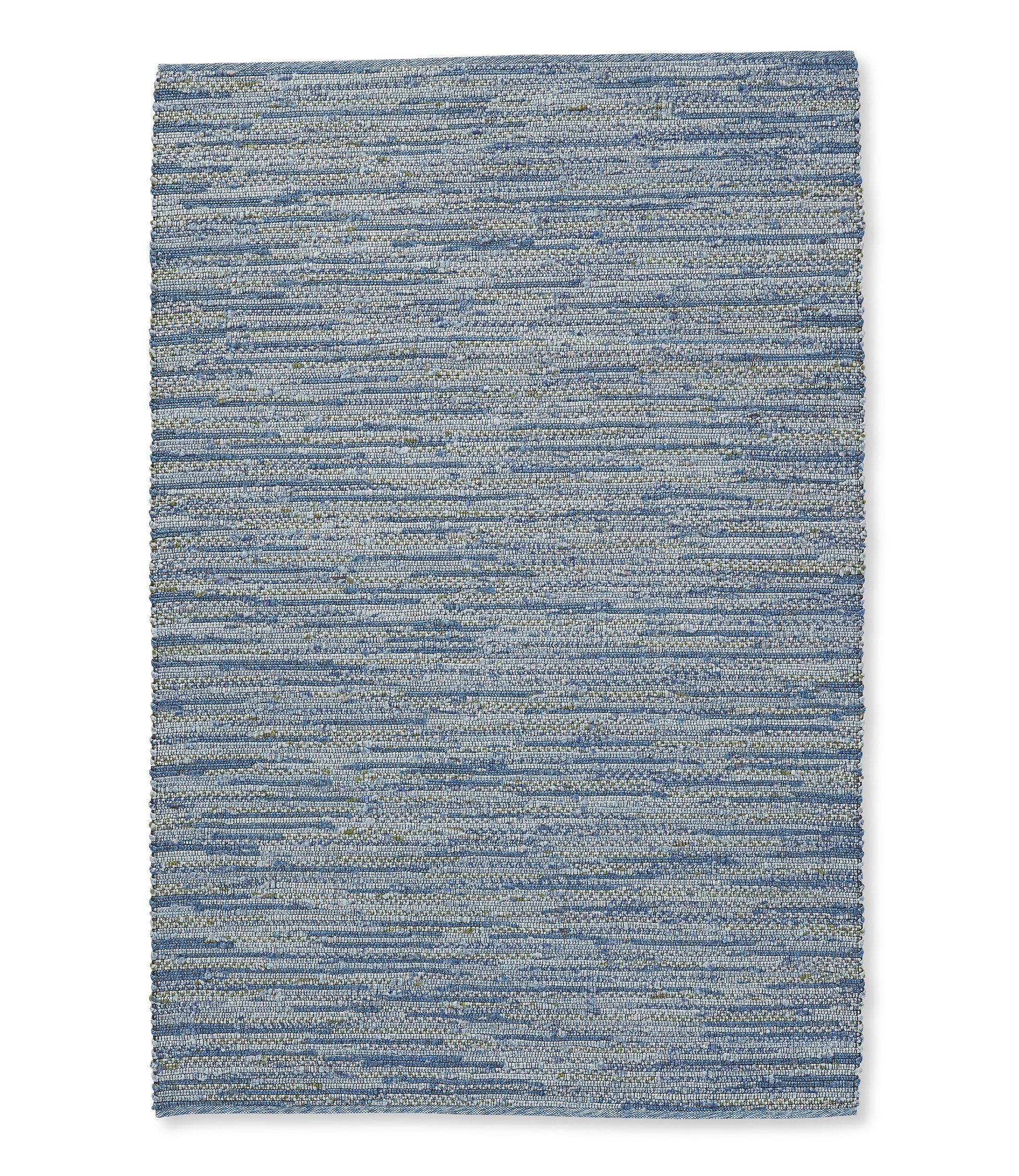 Trans Ocean Imports Indoor Outdoor Textured Stripe Rug Striped