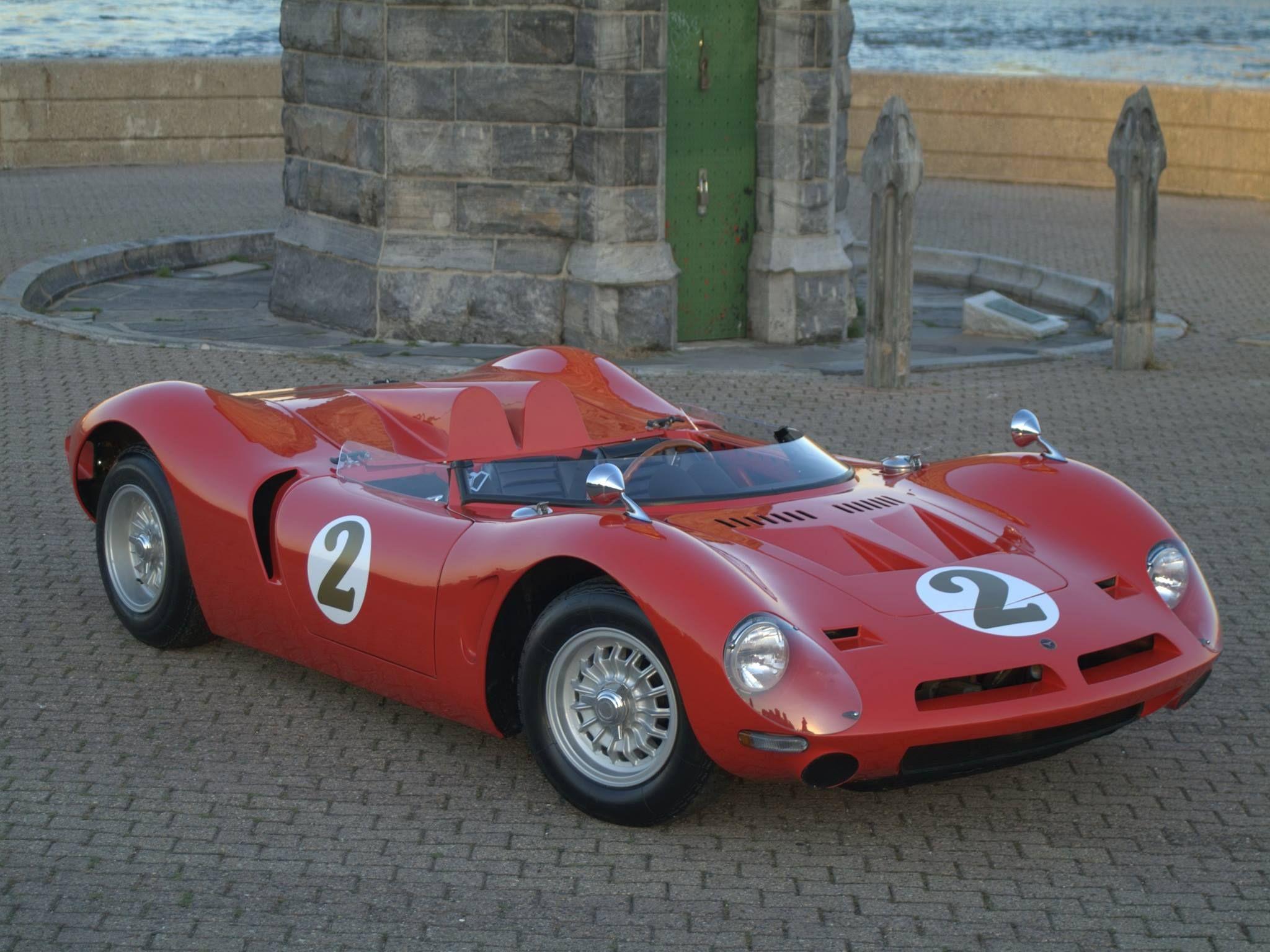 1966 Bizzarrini P538 Barchetta