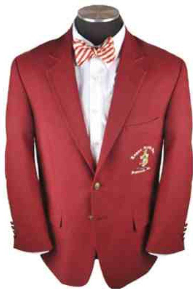63d3f82245b Kappa Alpha Psi Fraternity Blazer (Crimson in Color).