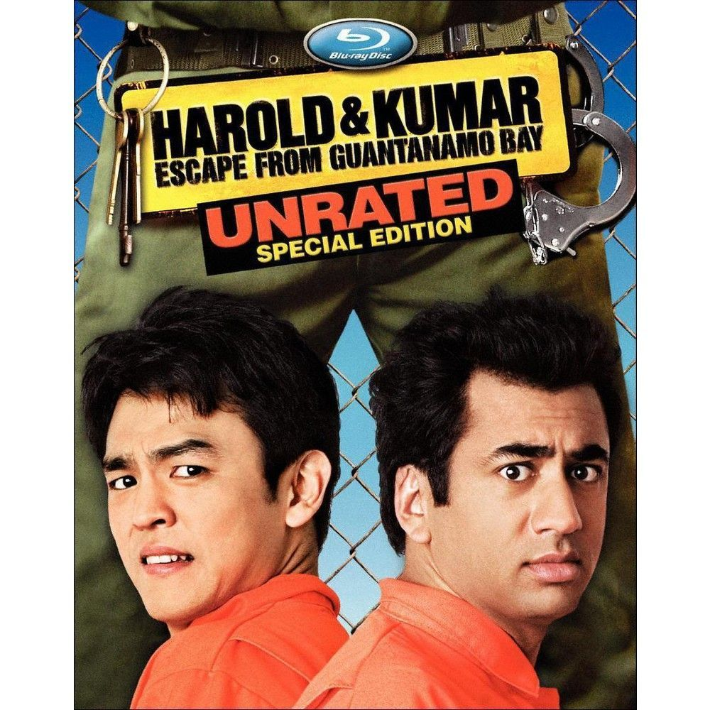 Harold And Kumar Escape From Guantanamo Bay Full Movie Free harold and kumar escape from guantanamo bay (unrated/rated