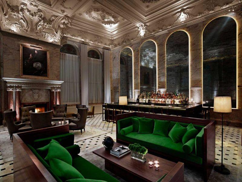 Ian Schrager The London Edition Hotel By Yabu Pushelberg
