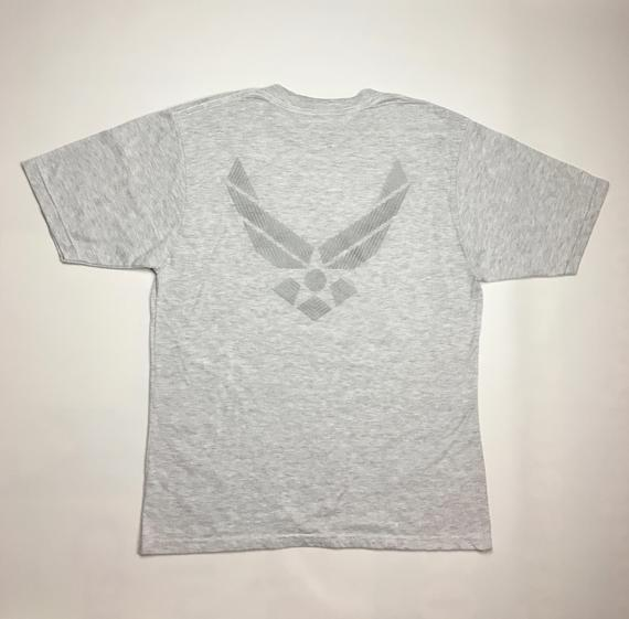 725e20ed Vintage 1990s United States Air Force Big Logo T-Shirt | 90's USA Air Force  Soldier Graphic Tee Shir