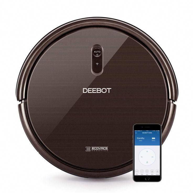 Astucia Robot Vacuum Robot Vacuum Cleaner Works With Alexa