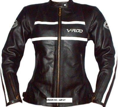 b862e4d77 V-ROD LEATHER JACKET :New with tags: A brand-new, unused, and unworn ...
