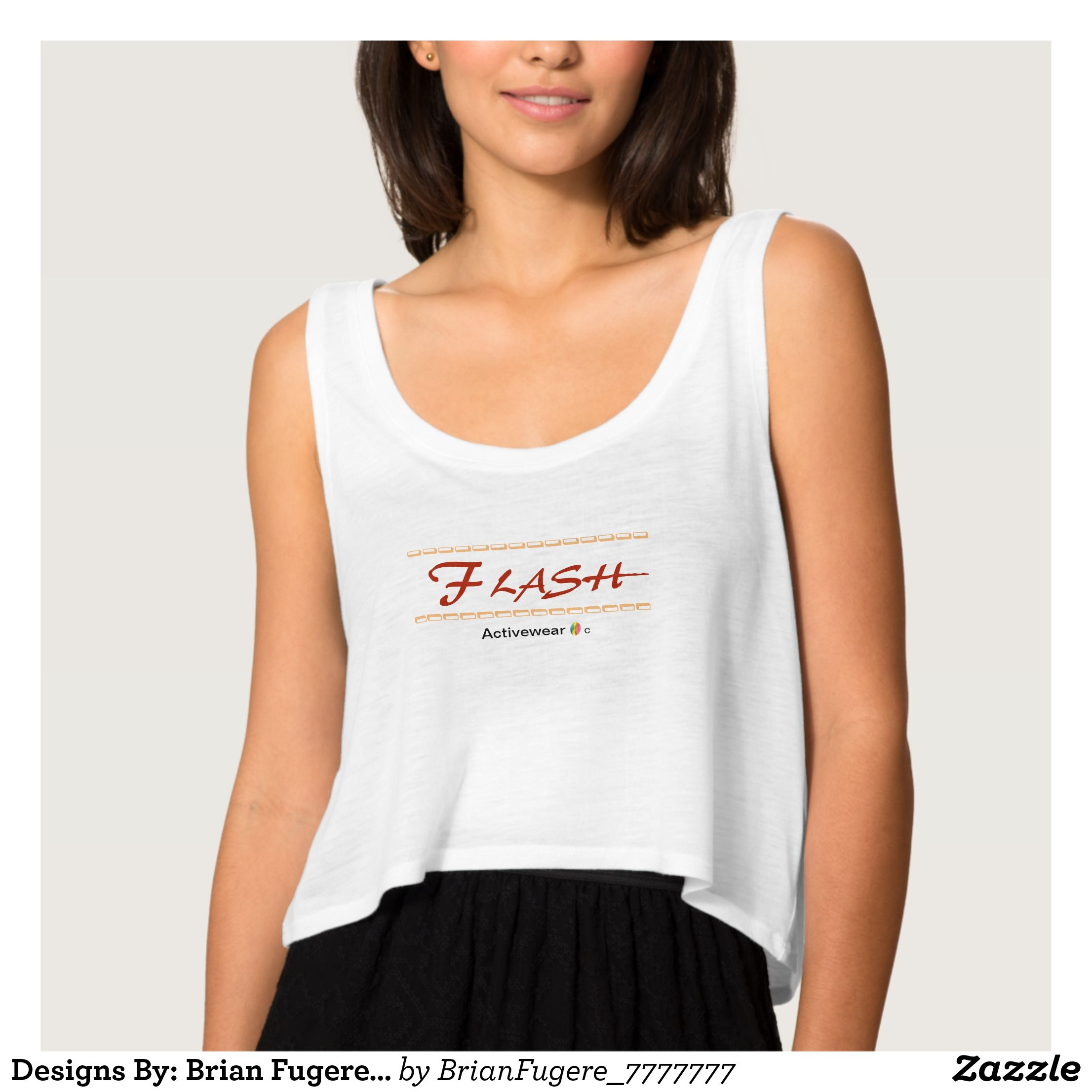 b9926b7116a59 Designs By  Brian Fugere Activewear Tank Top