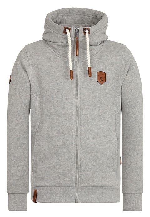 Vêtements Naketano Veste en sweat - gun smoke grey melange gris  74,99 € 9846d59761