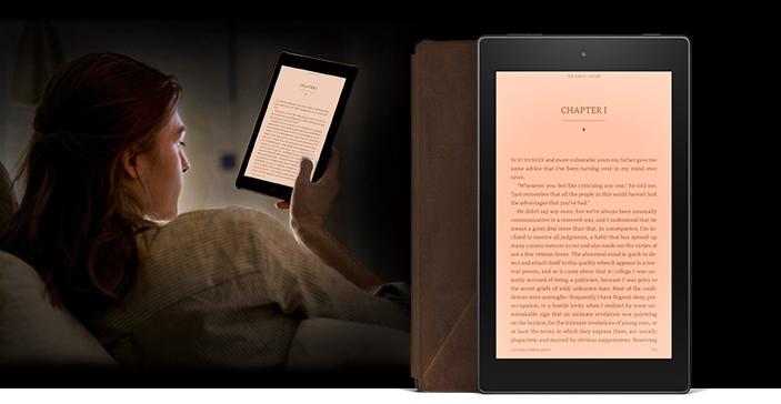 Kindle Fire HD 8 Tablet w/ Kindle Unlimited & Premium