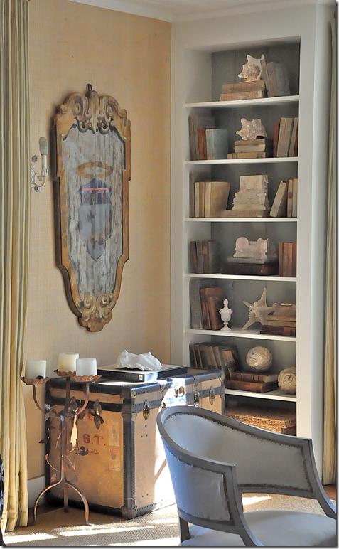 wooden plaque trunk brocante chic regal sch ne hintern rh pinterest de
