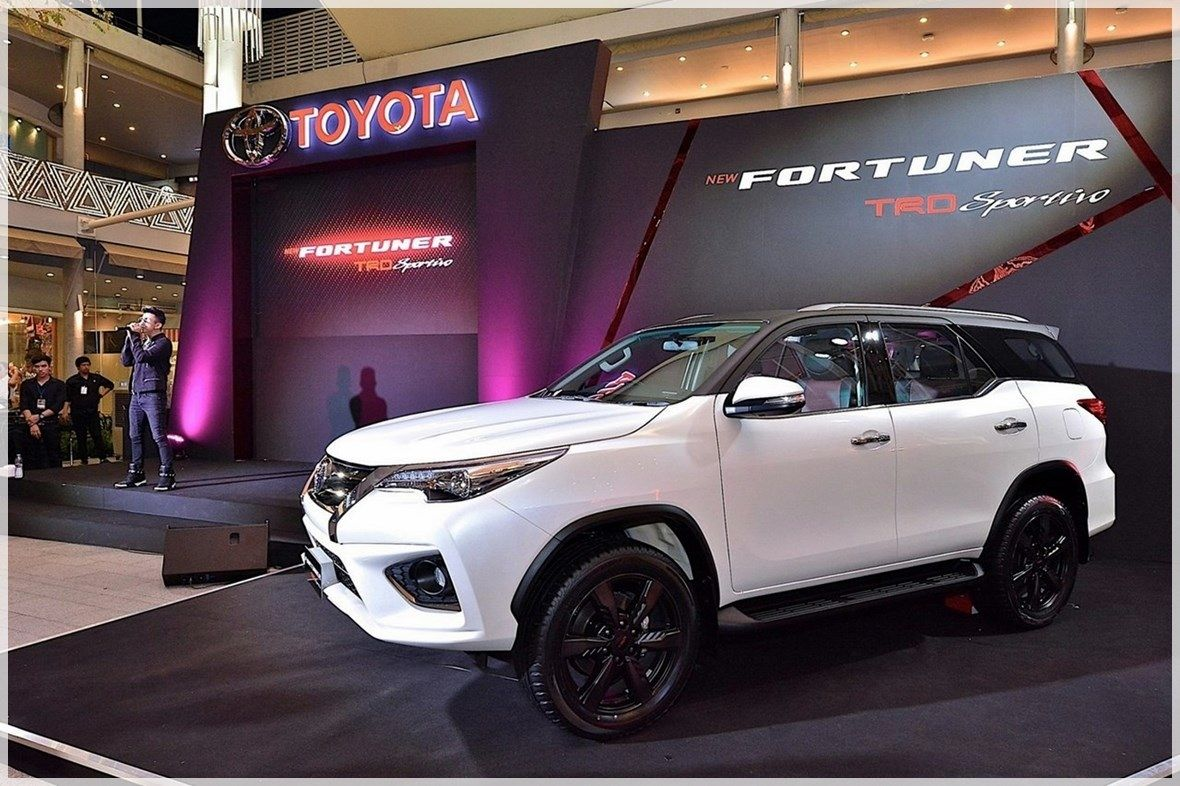 Reviews Of Toyota Fortuner 2020 Release Date With Images