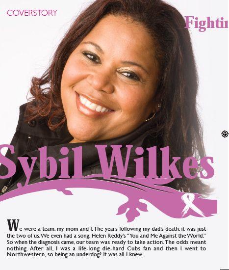 sybil wilkes face