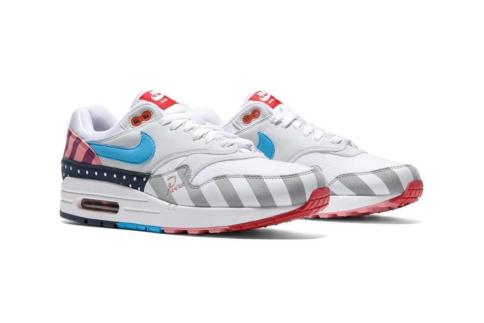 new style 0b242 12f10 21 juli 2018 de nieuwe Nike Air Max 1 x Parra  Sneakerjagers