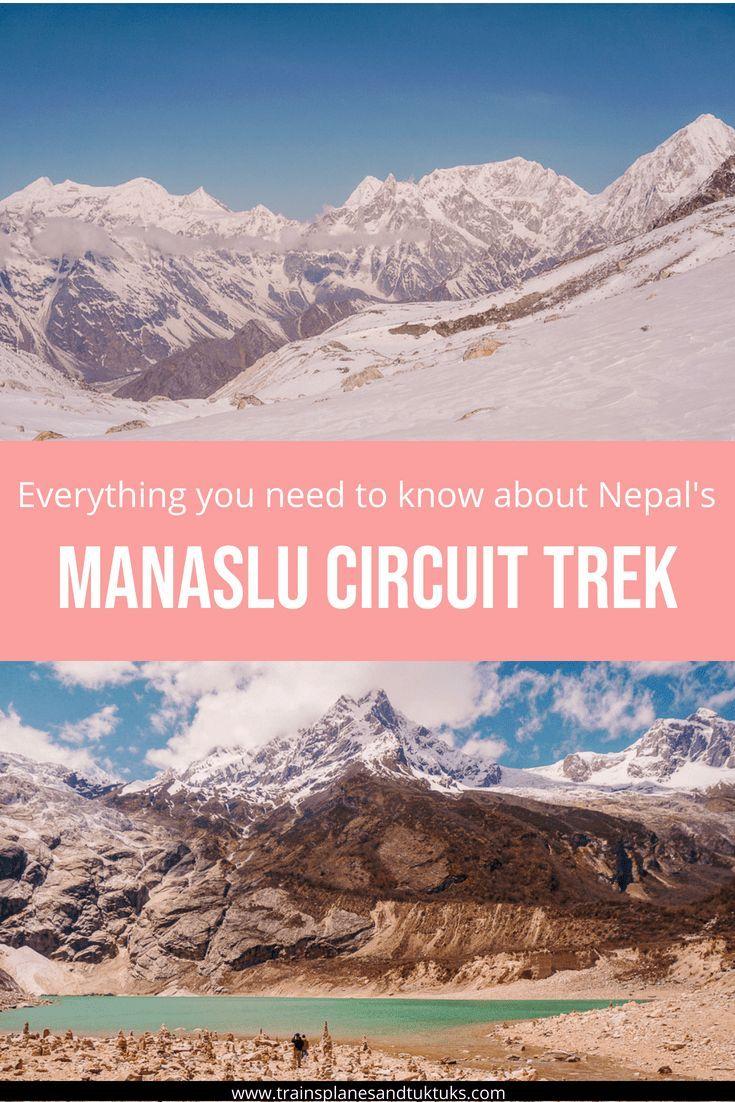 Manaslu Circuit Trek: The Best Trek In Nepal?