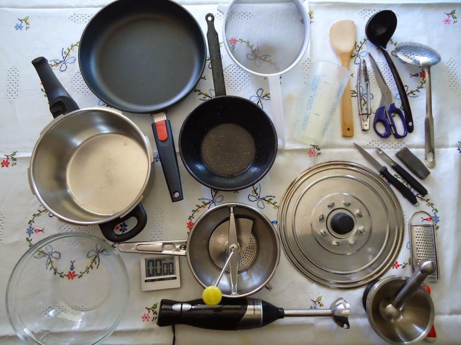 utensilios de cocina …   Recetas de cocina   Pinterest   Utensilios ...
