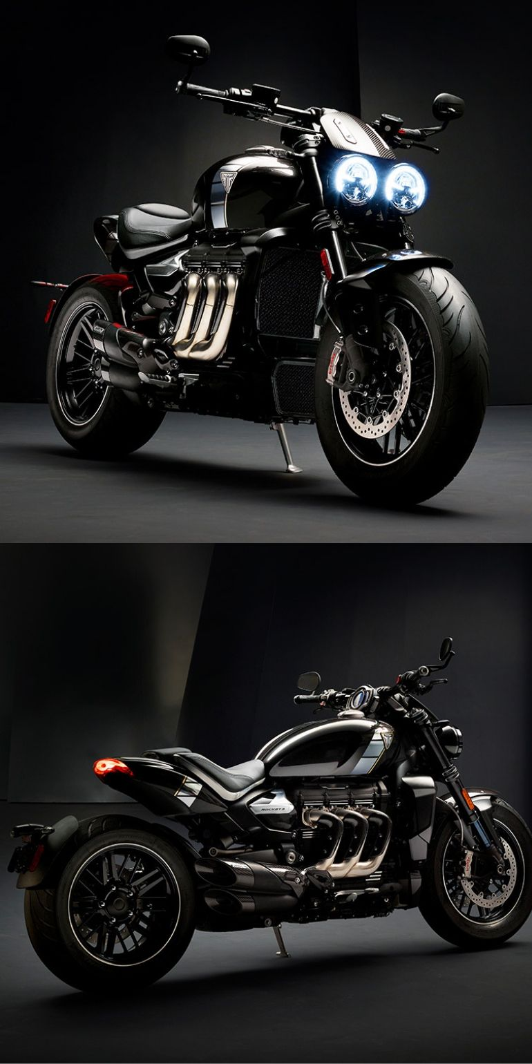 2019 Triumph Rocket Iii Tfc With 2500 Cc 180 Bhp Engine And 230 Nm