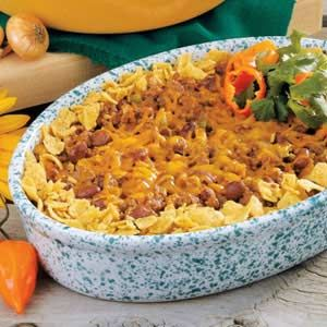 Check out western chili casserole its so easy to make chili western chili casserole forumfinder Gallery