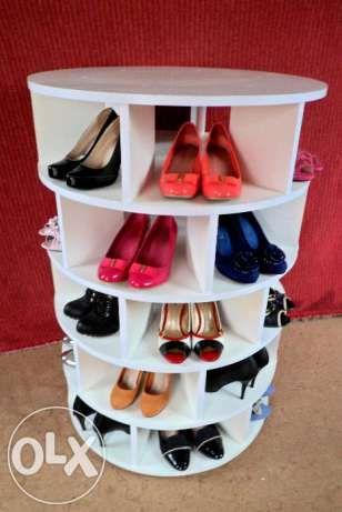 Obrotowa Szafka Na Buty Shoe Rack Shoes Sweet Home