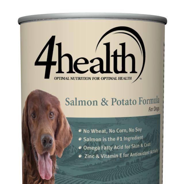 4health Salmon Potato Dog Food 132 Oz Tractor Supply
