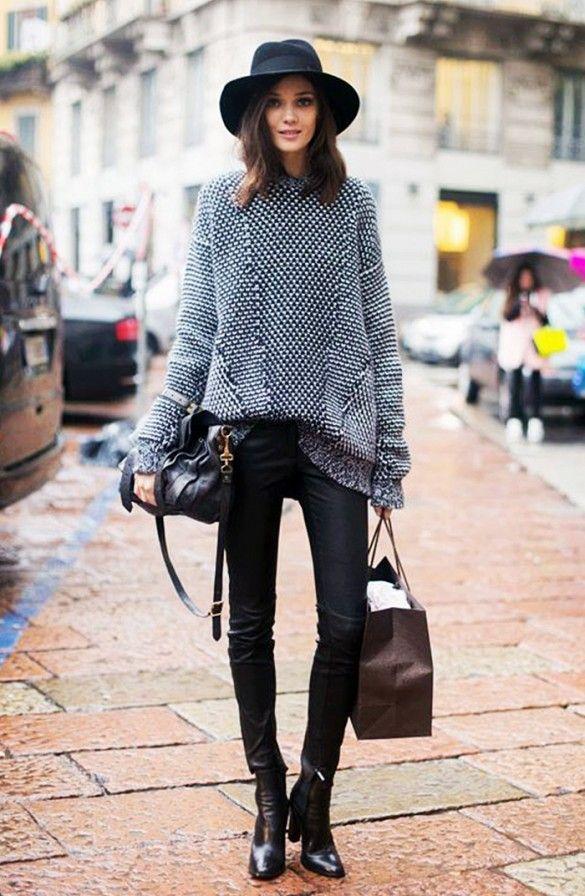 243affa2fc Fondo de armario invernal  7 prendas básicas para pasar el frío con estilo