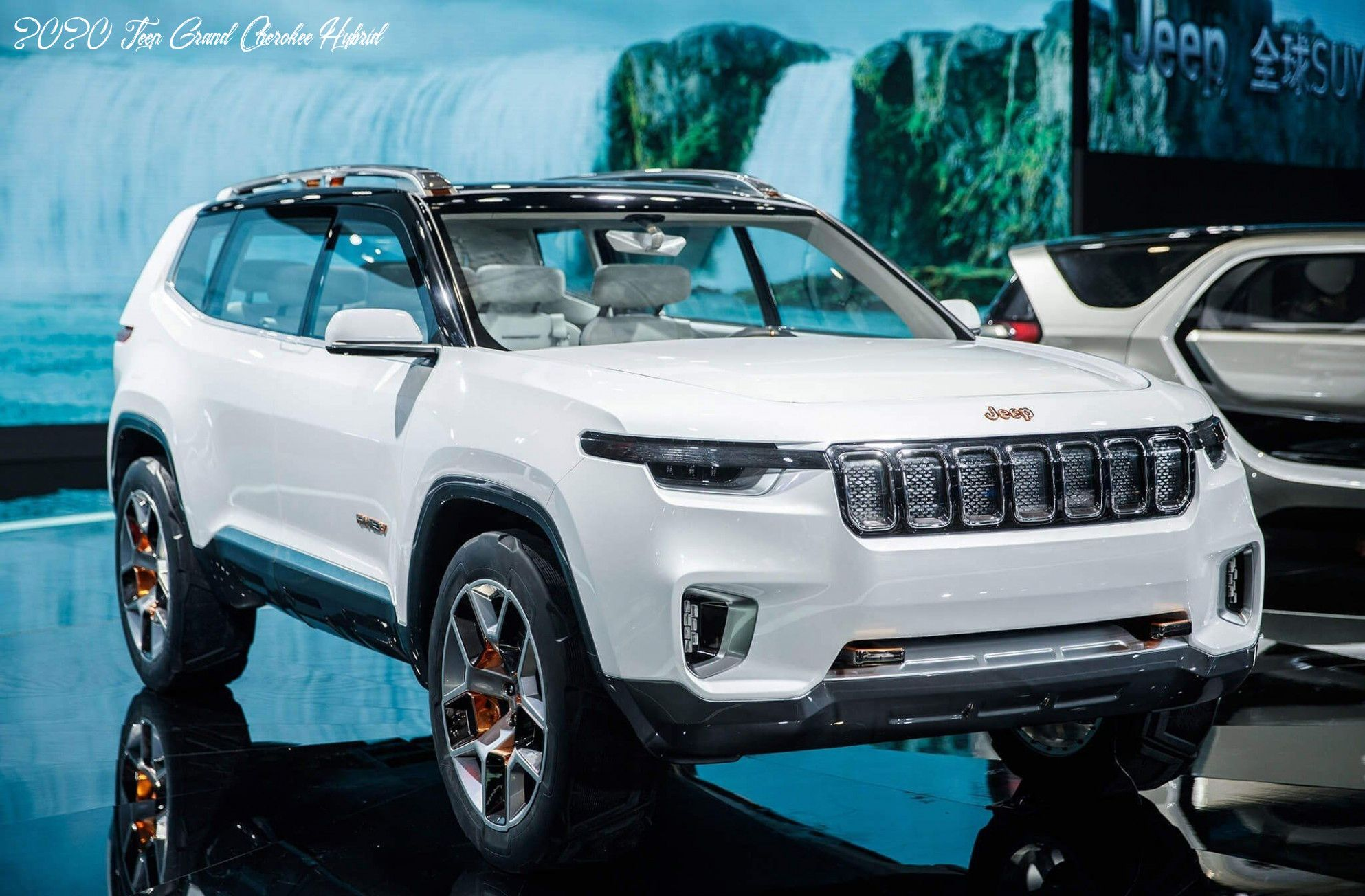 2020 Jeep Grand Cherokee Hybrid Photos In 2020 Jeep Concept Jeep Grand Jeep Grand Cherokee