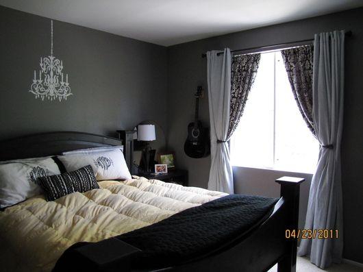 Master Bedroom Grey Paint Ideas