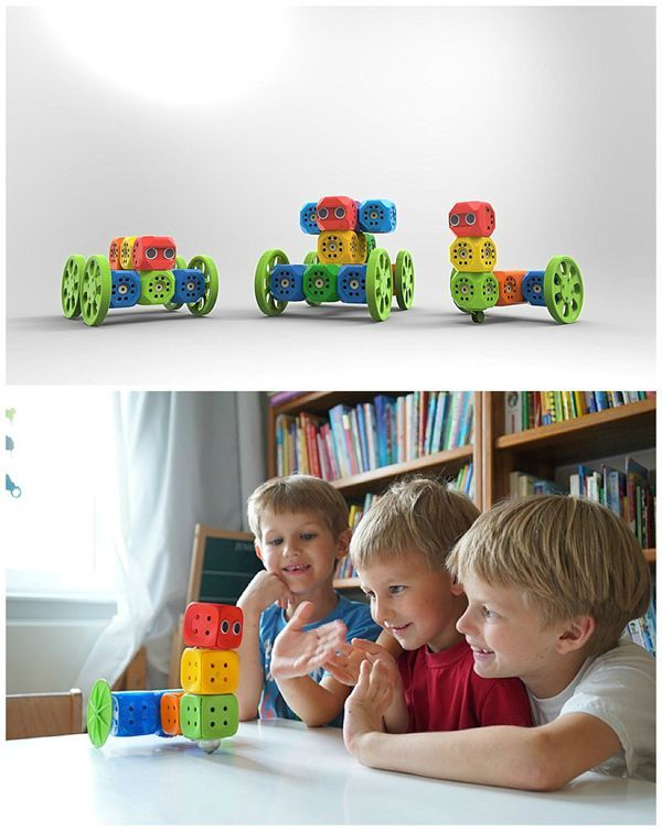 Programmable Robot Kit That Are LEGO Compatible and Teach Kids ...