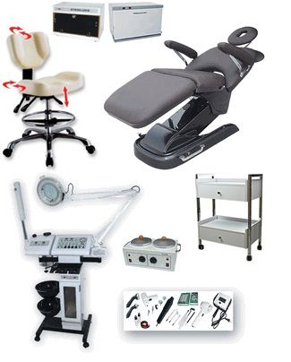 Platinum V Spa Facial Equipment Package Facial Spa Esthetics Room Esthetician Room Decor