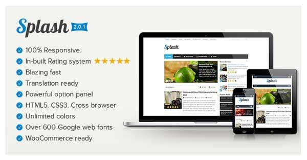 Splash, Mythemeshop AdSense Ready WordPress Theme for Blog ...