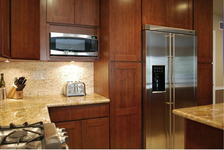 Kitchen Design & Installation | Kitchen cabinets, Bamboo ...