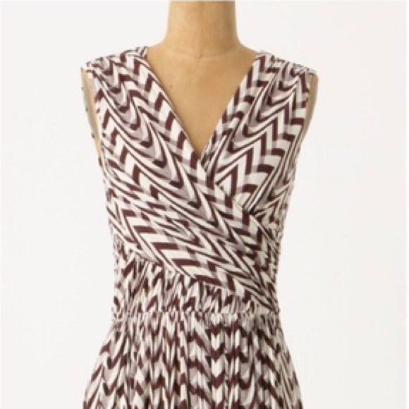 Anthropologie} Tracy Reese Dynamic Zigs Dress | Tracy reese ...