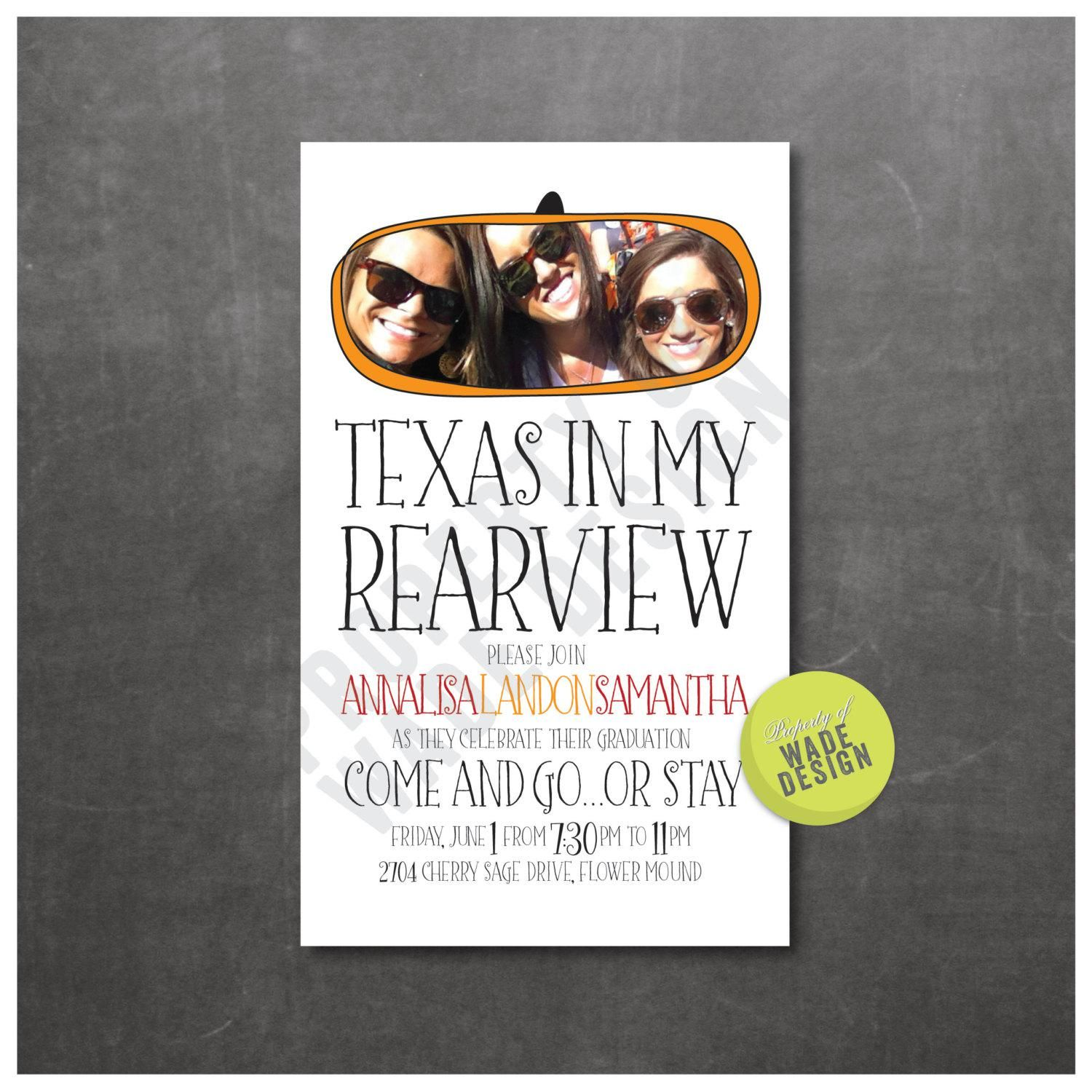 Going Away Party Invitation Wording Funny | Assateague Island ...
