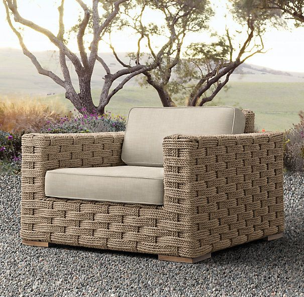 Rutherford Lounge Chair Cushions