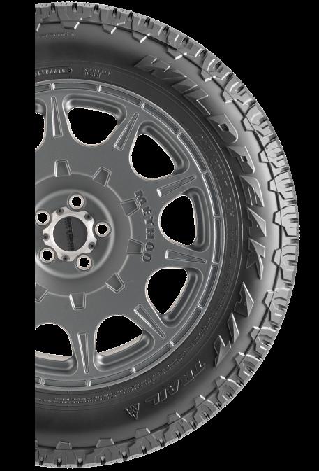 Wildpeak A T Trail Tire Falken Tire Off Road For Crossovers In 2020 Falken Tires Jeep Renegade Trailhawk Subaru Crosstrek
