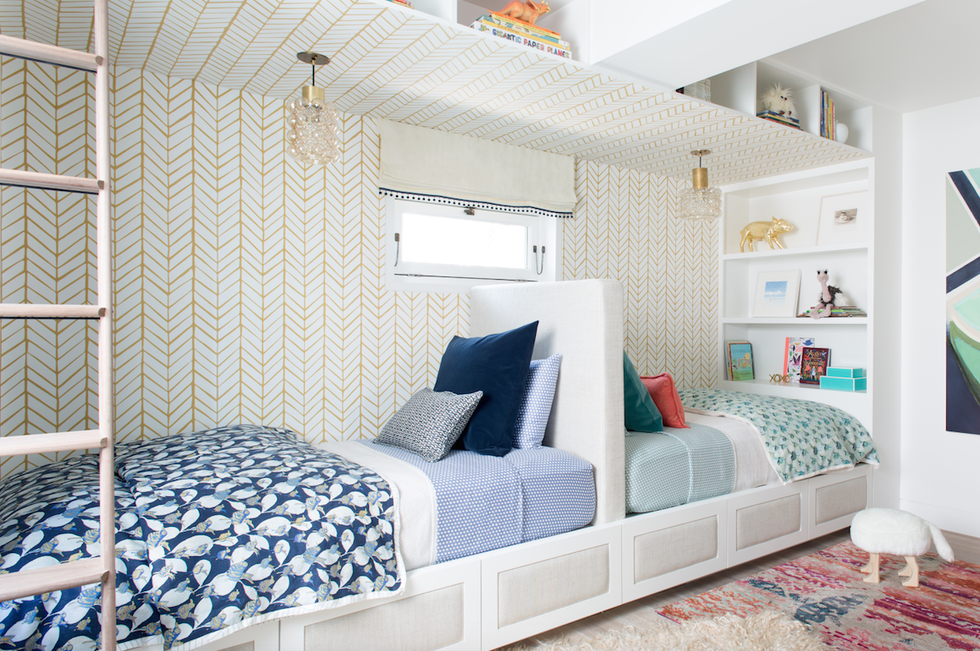5 Must See Rooms From The Sf Decorator Showcase Boy And Girl Shared Room Shared Girls Bedroom Boy And Girl Shared Bedroom