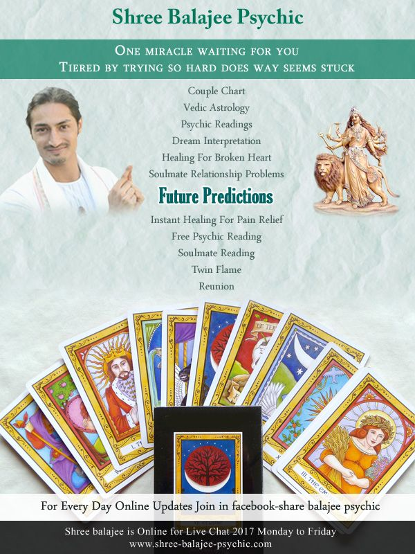 Shree Balajee Psychic | Future Predictions | Free psychic