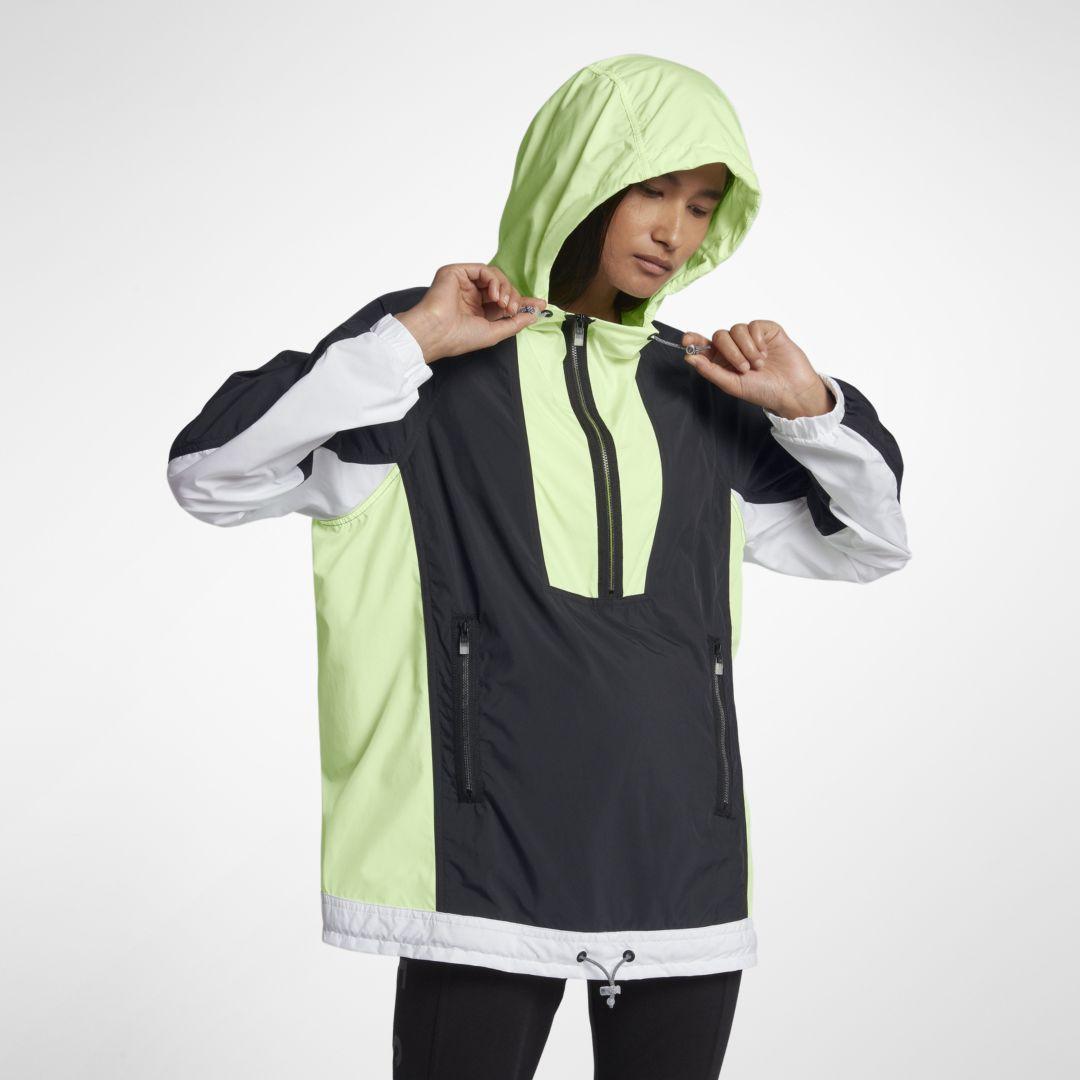 sports shoes 50714 0d0f8 Nike Sportswear Archive Women s Jacket Size XS (Black)