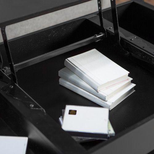 Belham Living Hampton Lift Top Coffee Table Black Tables Hayneedle