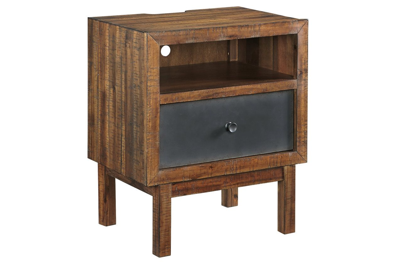 Harlynx Nightstand Ashley Furniture Homestore Furniture