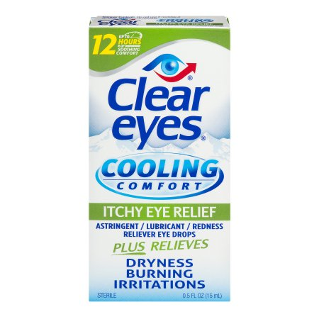 Health Itchy Eye Relief Clear Eyes Itchy Eyes