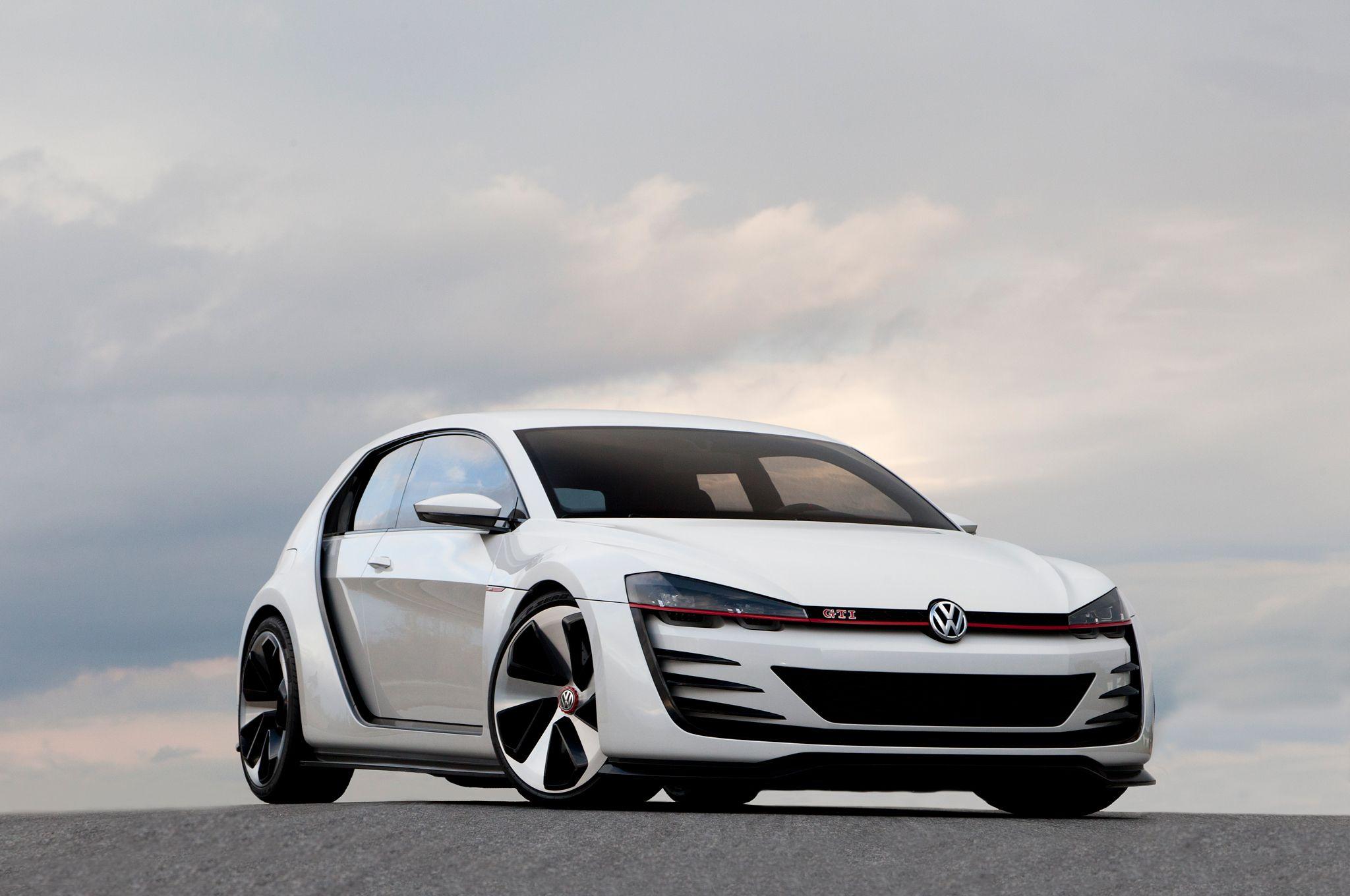 2014 Volkswagen Design Vision Gti Golf Gti Volkswagen Gti