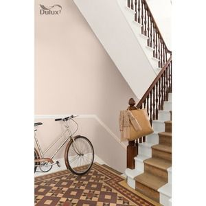 Dulux Matt Emulsion Paint Soft Stone 2 5l Wickes Co Uk Dulux Polished Pebble Dulux Hallway Colours
