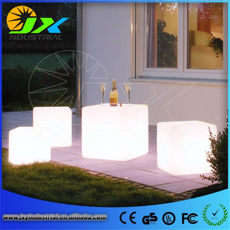 Led cube chair 303030cm plastic led cube bar stool color changing cheap led light cube buy quality bar chair directly from china chair led suppliers led outdoor cube chair square led lighting chair led night light cube mozeypictures Images