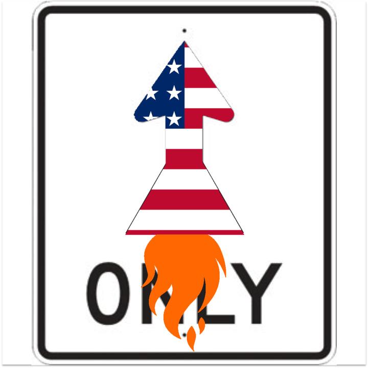 Fourth of July Special from Flippin Signs for $65.00 on Square Market