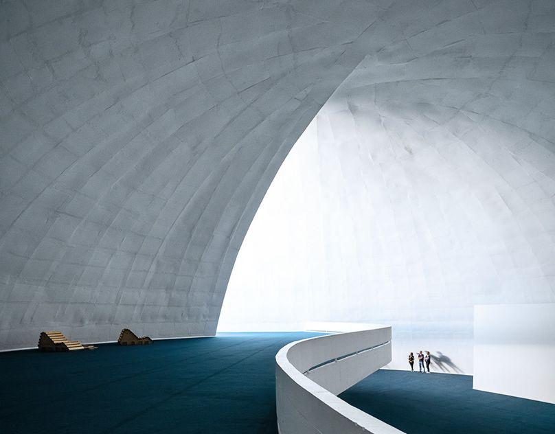 Oscar Niemeyer Niemeyer Foundation On Behance En 2020
