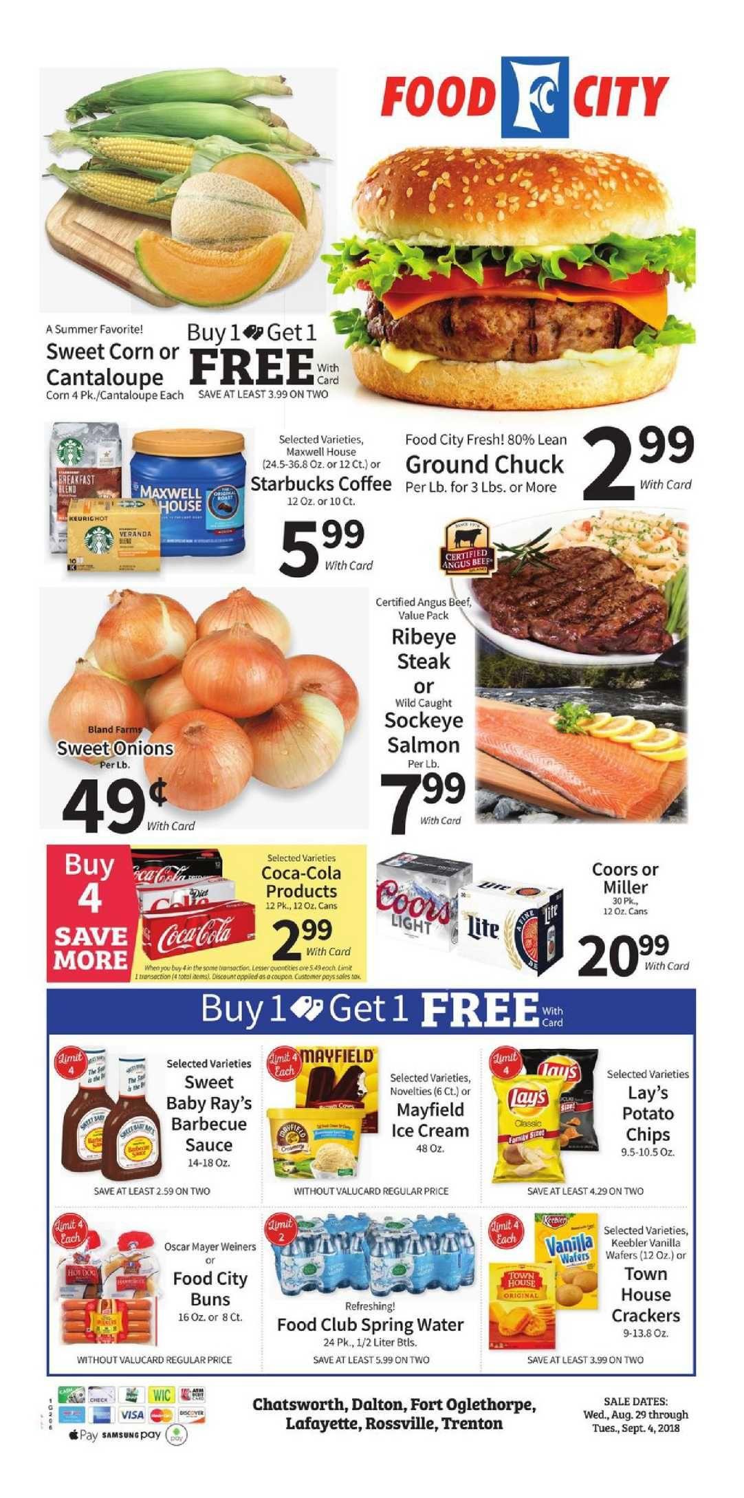 Food city weekly ad flyer feb 26 mar 03 2020 food
