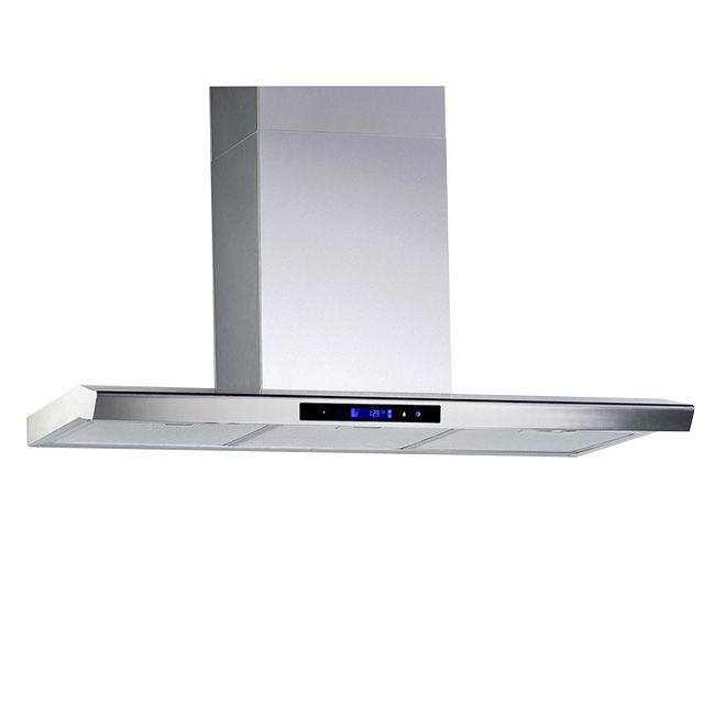 Hotte De Cuisiniere Mistral Stainless Steel Hood Stainless