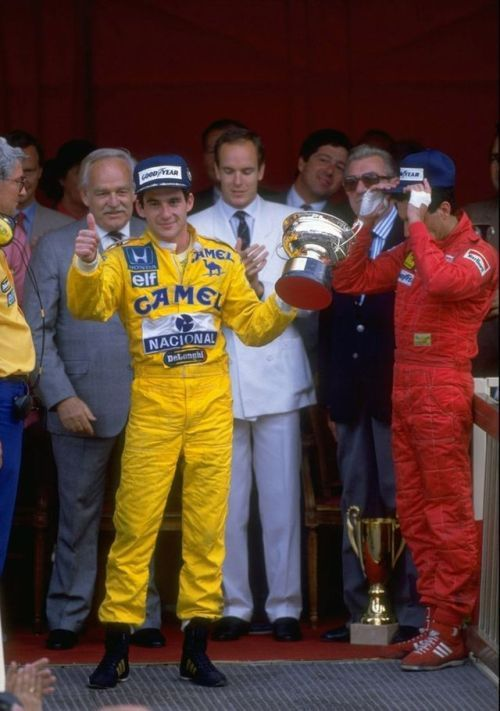 Épinglé sur Senna